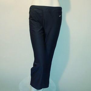 Nike large gray Fit Dry Capri pants